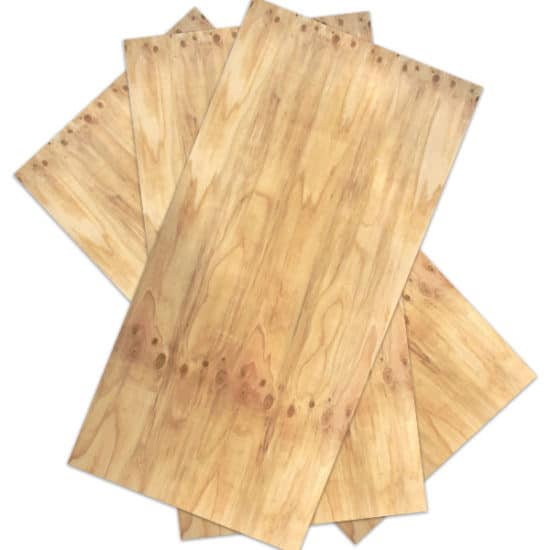 Structural pine plywood