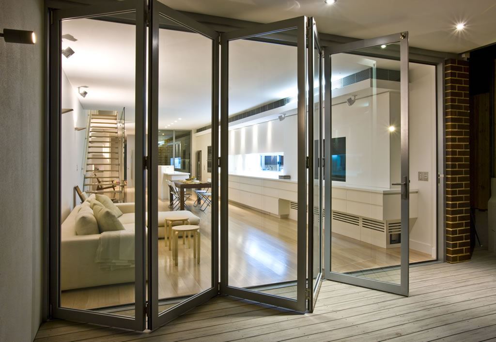 Aluminium Bi-fold Doors and Windows Melbourne, Sydney & Tasmania