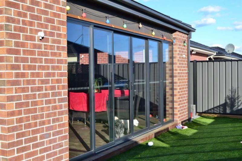 Aluminium Sliding Doors Uptons Group Construction Supplies