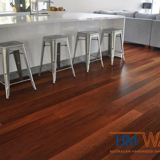 iron bark flooring image