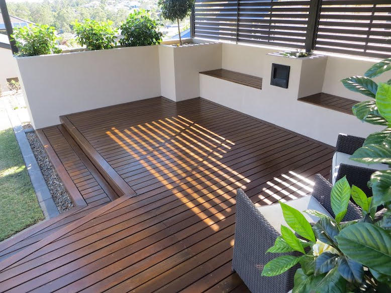 Spotted Gum Decking Uptons Group Construction Supplies