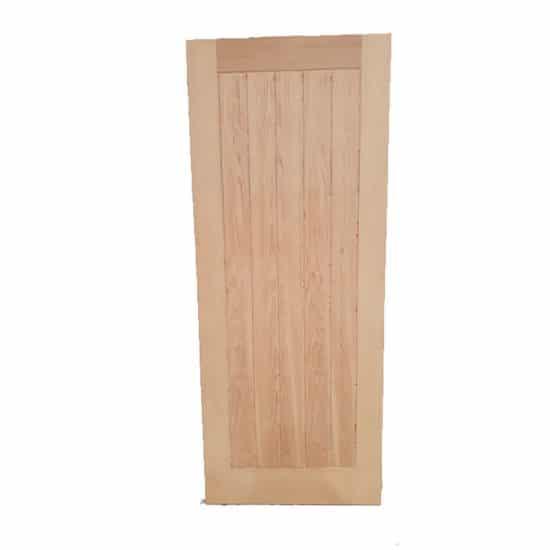 Internal White Oak Door