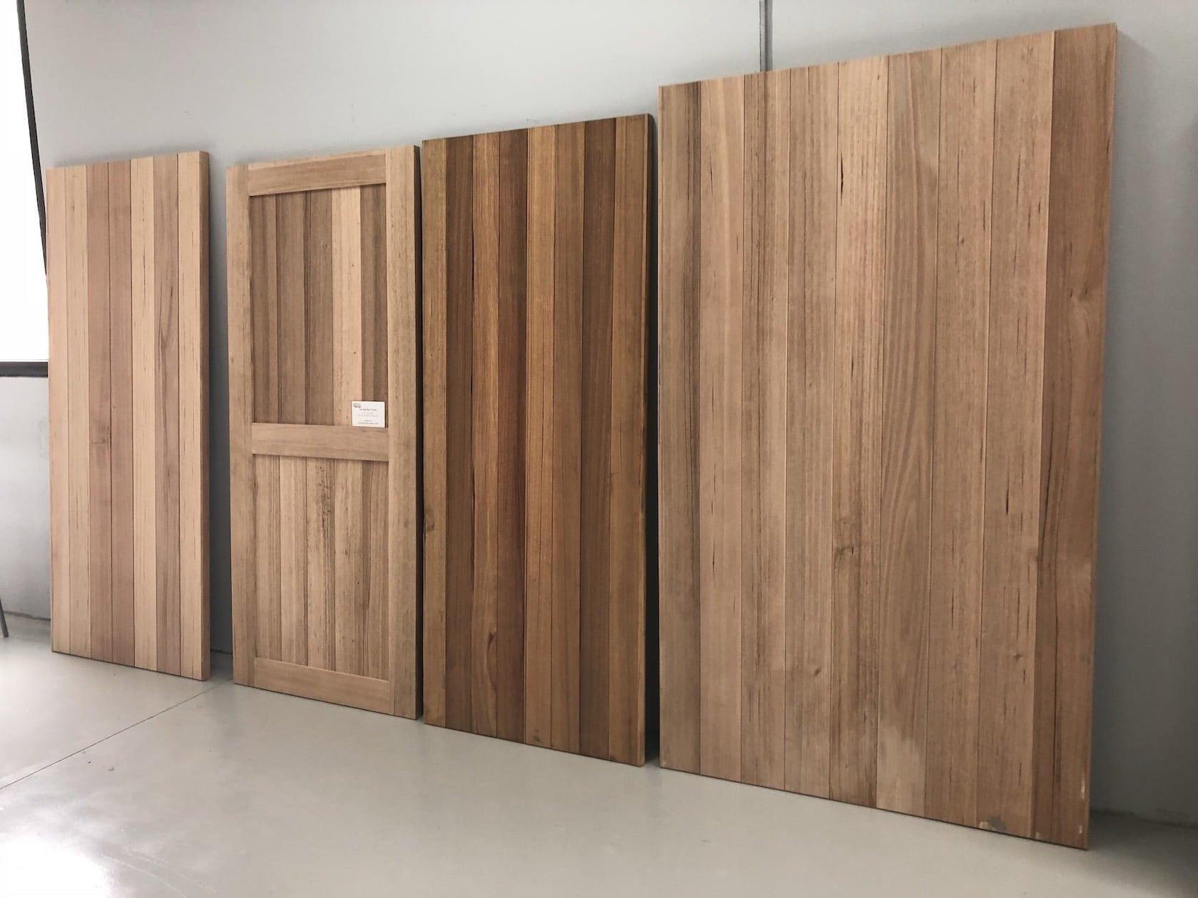 Tasmanian Oak Barn Doors Uptons Group Construction Supplies